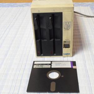 フロッピーディスク装置
